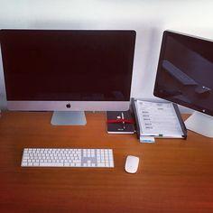 #myjob #apple #thebest #applelab #applelook #applelove #isetups #workpace #onmydesk