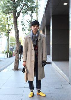 On The Street, Tokyo… Takahiro