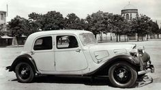 CITROËN TRACTION AVANT........SOURCE BING IMAGES.........