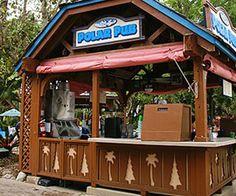 Polar Pub annette@wishesfamilytravel.com Pool Water Slide, Water Slides, Blizzard Beach, Cabin, House Styles, Outdoor Decor, Home Decor, Decoration Home, Room Decor
