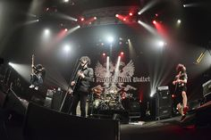 9mm Parabellum Bullet official site
