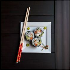 15 Savory Sushi Recipes