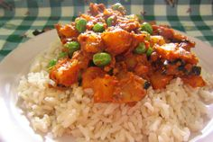 Aaloo Mutter - Peas and Potatoes