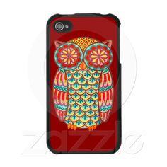 love! Owl iphone case