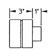 Selkirk LLC 3VP-PCB Pellet Stove Pipe Connector >>> Learn more by visiting the image link. (This is an affiliate link and I receive a commission for the sales)