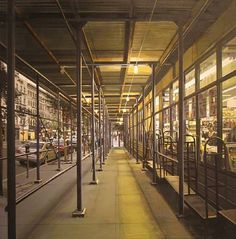 Richard Estes Paintings - Bing Images