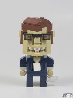 CubeDude Austin Powers