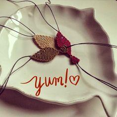 Fish bracelet and necklace