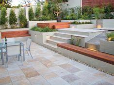 Revêtement de sol en pierre naturelle: plus de 50 idées exquises!