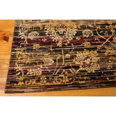 Nourison Traditional Rhapsody Area Rug Collection - The Rug Mall Traditional Area Rugs, Old Master, Color Stories, Abstract Shapes, Jewel Tones, Colorful Rugs, Overlays, Persian, Delicate