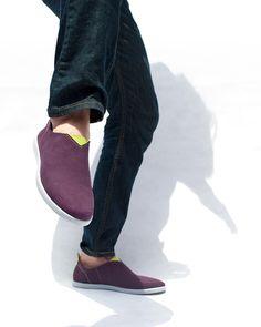 The Ninja - Impossibly Light Microfiber footwear by Unbelievable Testing Laboratory