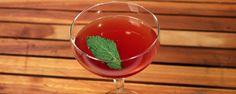 Cherry (& amaretto) Sake Cocktail Recipe   The Chew - ABC.com