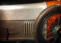 "Profilo Alfa  Alfa Romeo RLSS ""Marinara"" 1929 2994cc 83hp 130Km/h"