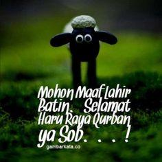 Gambar Kata Ucapan Idul Adha / Qurban