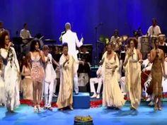 Divas Negras cantam Lenda das Sereias   Rainha do Mar