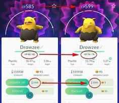 Pokemon Go Tips: How to guarantee your Pokémon evolve to over CP Pokemon Funny, All Pokemon, Pokemon Games, Pokemon Stuff, Pokemon Umbreon, Pokemon Go Evolution, Pokemon Guide, Pokemon Go Cheats, Pokemon Backgrounds