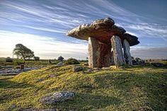 Poulnabrone Dolmen, The Burren, Co. Clare