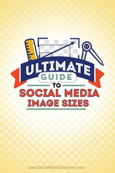 Do you want your social media images to make an impact?  Your images need to be the correct size for each social channel to maintain their proportion and clarity.  Here are THE official dimensions recommended for images on the top social networks.