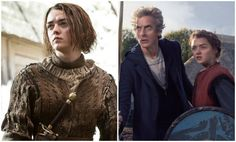 Maisie Williams and 19 other actors who've crossed over between Doctor Who and Game of Thrones / Maisie Williams on Page 1