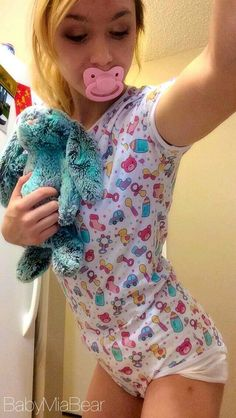 4 Tumblr Footed Pajamas 2 Pinterest Diapers Sissy