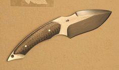 Barrett Custom Knives - Knives