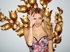 NEW Breeze longline bra in floral multi print, C-H cups: http://www.panache-lingerie.com/en/products/details/cleo-by-panache/breeze/a/a #cleobypanache #lingerie #bra #longline