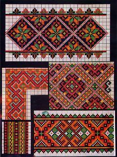 ukrainian folk embroidery: Kolotylo 141