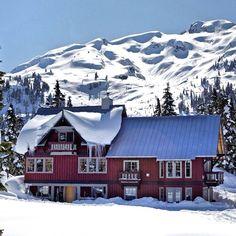 O Canada! British Columbia.