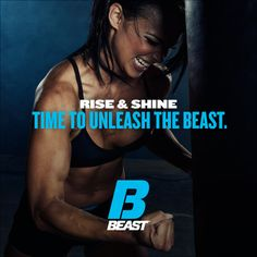 Time To Unleash the Beast. You Fitness, Fitness Models, Health Fitness, Fitness Motivation Quotes, Workout Motivation, Back Fat Workout, Motivational Quotes, Inspirational Quotes, Fat To Fit