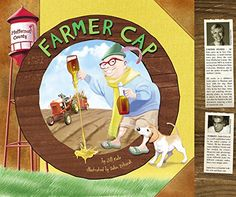 online retailer 9b8a1 c1bda Farmer Cap-if you have not read this yet you must! Author Jill Kalz from  our own New Ulm, MN!