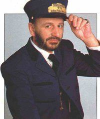 Ringo Starr, Shining Time Station Conductor