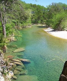 A mile from Garner State Park and near the gorgeous Lost Maples forest preserve you'll find one of the best swimming holes on the Frio River. Frio River Cabins are open year 'round and cabin number 7 has one of the best views (and it has two bedrooms and a full kitchen)!