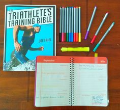 My triathlon training help! A great guide with LOTS of detail for beginners all the way to seasoned experts ~Try and Tri Harder.