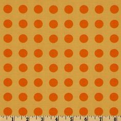 1 Yard oh deer By MoMo for Moda Yellow/Orange dot by JnKDesigns09, $8.50