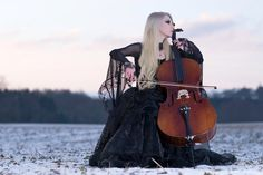 Winters Melody - Stock by MariaAmanda on deviantART