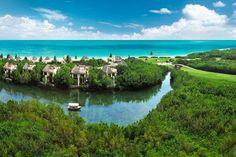 Fairmont Mayakoba Resort  Riviera Maya Mexico