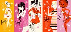 EYE-LIKEY...KEVIN DART  illustrator + animator