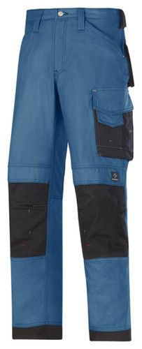 Snickers Knee Pad Work Trousers. Extra reinforced canva plus material. 3314 | eBay