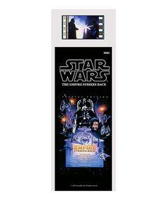 Look at this #zulilyfind! Star Wars Empire Strikes Back FilmCells™ Bookmark #zulilyfinds $6.99