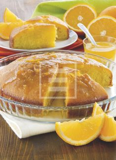Ecco una ricetta per fare il pieno di vitamine anche d'inverno: la torta morbida all'arancia! Perfetta per la merenda di grandi e piccini