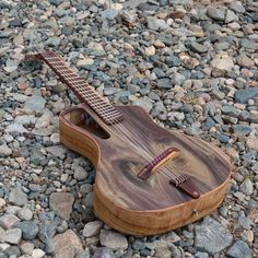 Chitarra acustica nylon Electro Handmade liutaio di RauloGuitars