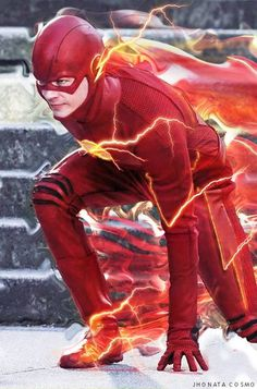 The Flash - Barry Allen This version of Barry is my favorite. So perfect! :D