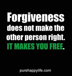 #quotes - Forgiveness does not...more on purehappylife.com