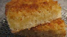 Rezept: Kokos-Bienenstich-Blechkuchen - besonders saftig | Frag Mutti
