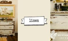 Linen uk supplier miss mustard seed milk paint