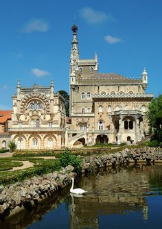 Bussaco Palace Hotel | Luso | Central Portugal