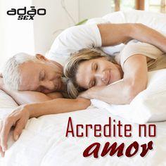 Você acredita no amor? Saiba que ele existe sim, e é possível tê-lo por toda vida. Ame, cultive e acima de tudo respeite. Viva o amor!  www.adaosex.com.br