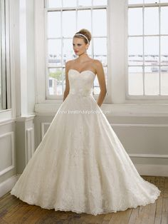 Mori Lee Wedding Dresses - Style 1612
