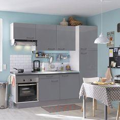Comment amenager une petite cuisine d co de cuisine - Cuisine equipee electromenager inclus ...