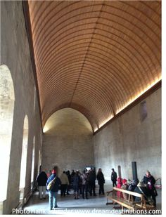 This was the Banquet Hall. Palace of the Popes Avignon France Pearland Texas, Caribbean Cruise, Vacation Packages, Cruise Vacation, Vatican, Palaces, Banquet, Europe, Ocean